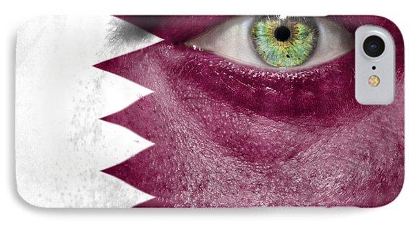 Go Qatar Phone Case by Semmick Photo