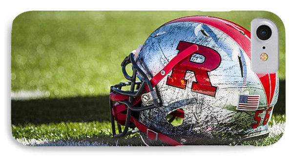 Go Rutgers IPhone Case