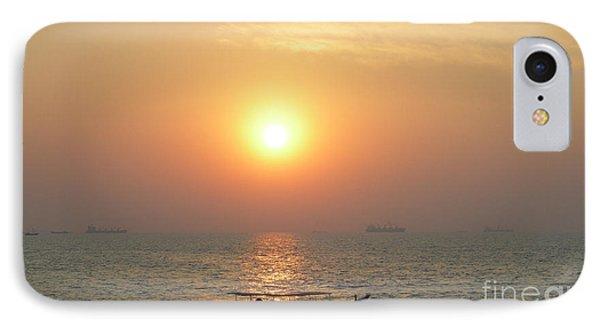 Goa Sunset IPhone Case by Mini Arora