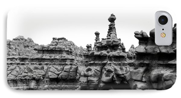 IPhone Case featuring the photograph Goblin Tower by Tarey Potter