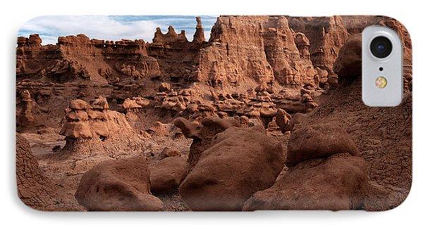 Goblin Valley 11 IPhone Case