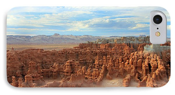 Goblin Valley Phone Case by Johnny Adolphson