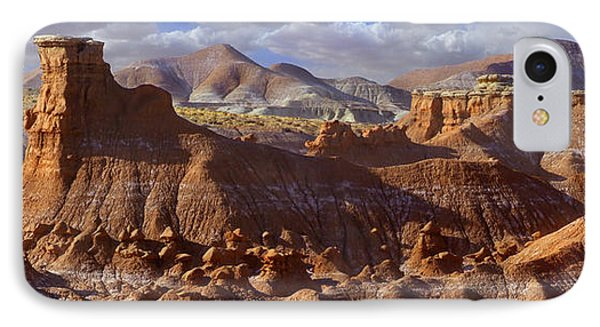 Goblin Valley State Park Panoramic IPhone Case