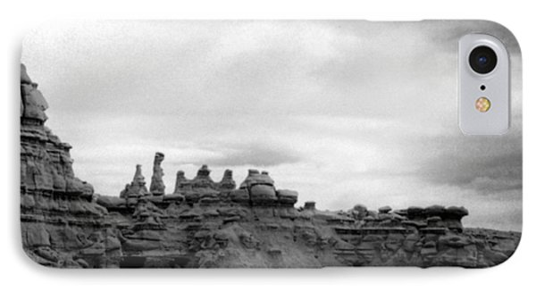 IPhone Case featuring the photograph Goblin Valley by Tarey Potter