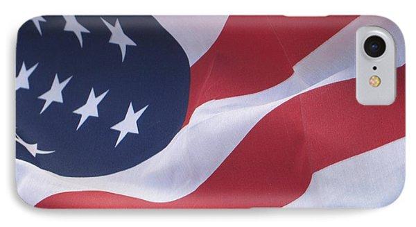 God Bless America IPhone Case by Chrisann Ellis