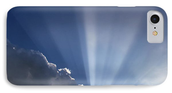 God Rays IPhone Case