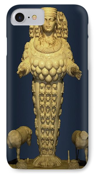 Goddess Artemis From Ephesus IPhone Case