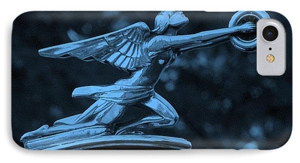 Goddess Hood Ornament  IPhone Case by Patrice Zinck