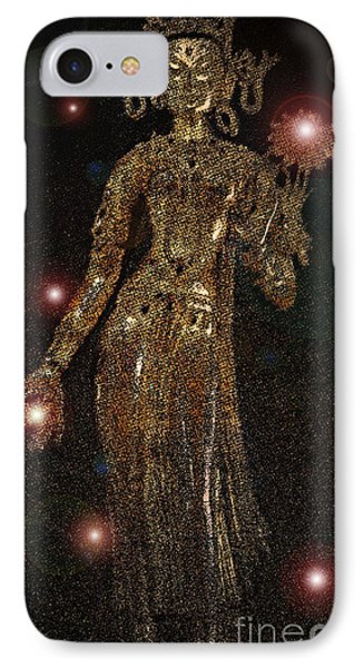 Goddess Magic By Jrr IPhone Case by First Star Art