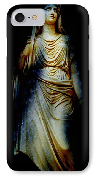 Goddess Of The Night IPhone Case