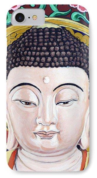 Goddess Tara Phone Case by Tom Roderick
