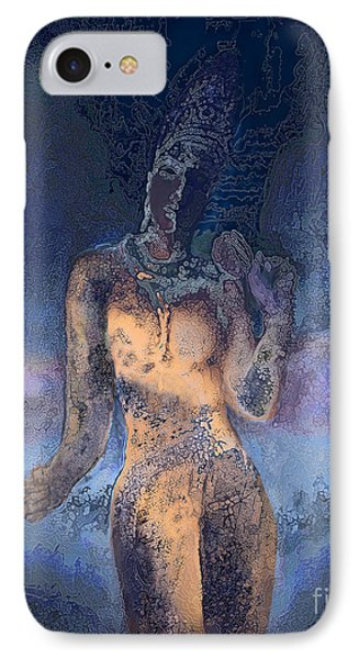 Goddess IPhone Case by Ursula Freer