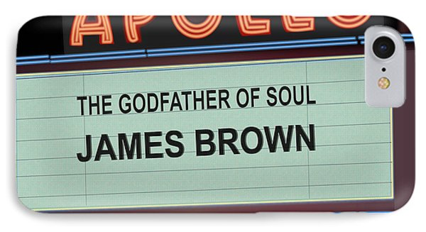 Godfather Of Soul IPhone 7 Case