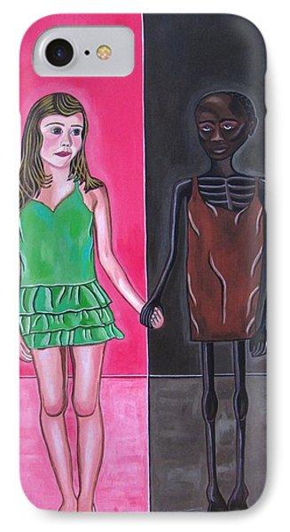 Gods Children Phone Case by Sandra Marie Adams