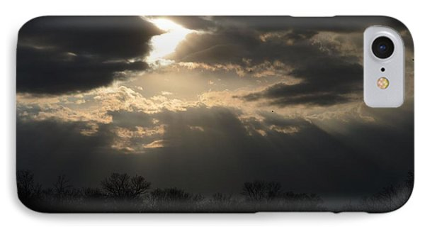 IPhone Case featuring the photograph Gods Creation by Dacia Doroff