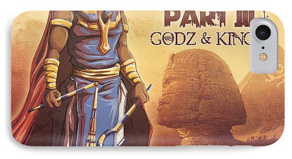 Godz And Kingz IPhone Case