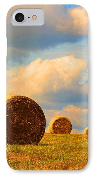 Going Going Gone IPhone Case by Susan Duda
