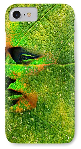 Going Green IPhone Case by Diana Angstadt