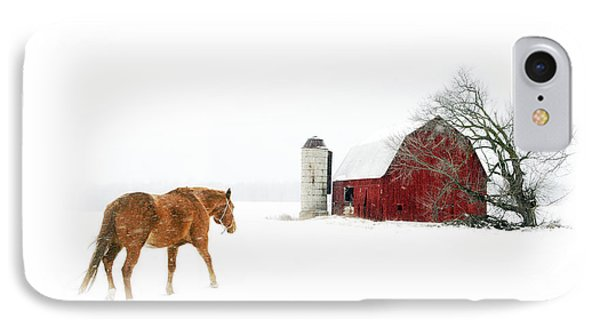 Going Home IPhone Case by Ann Lauwers