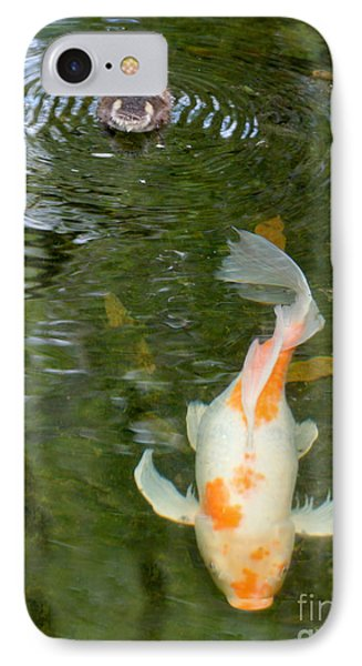 Going Their Separate Ways IPhone Case by Mariarosa Rockefeller
