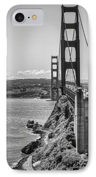 Going To San Francisco IPhone Case by Heather Applegate