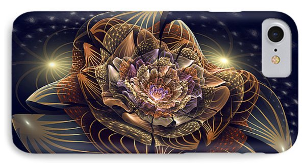 Going To The Light IPhone Case by Kim Redd