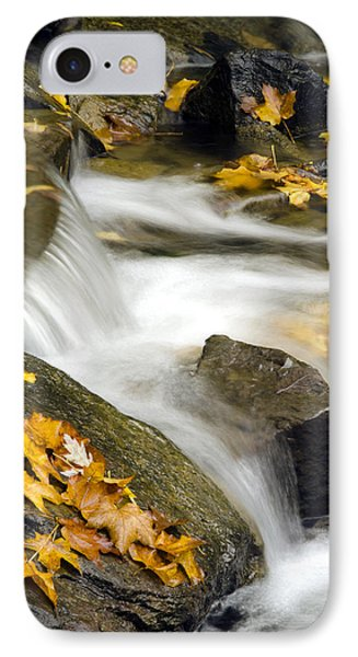 Going With The Flow Phone Case by Christina Rollo