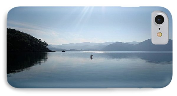 IPhone Case featuring the photograph Gokova Bay  by Tracey Harrington-Simpson
