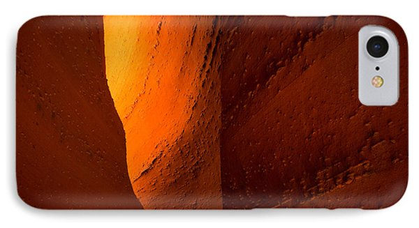 Gold IPhone Case by Chad Dutson