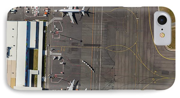 Gold Coast Airport Ool IPhone Case by Brett Price