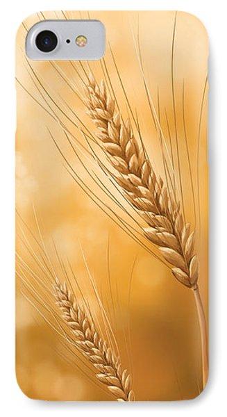 Gold Grain IPhone Case