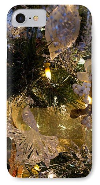 Gold Splendar IPhone Case by Joanne Smoley