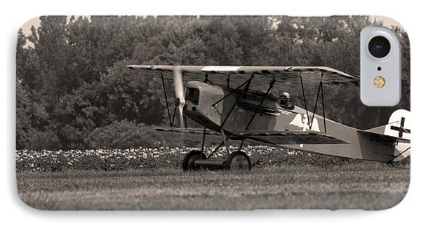 IPhone Case featuring the photograph Golden Age Of Aviation 2 by Timothy McIntyre