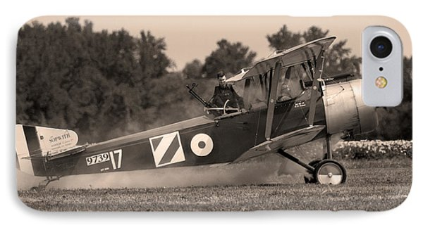 IPhone Case featuring the photograph Golden Age Of Aviation 4 by Timothy McIntyre