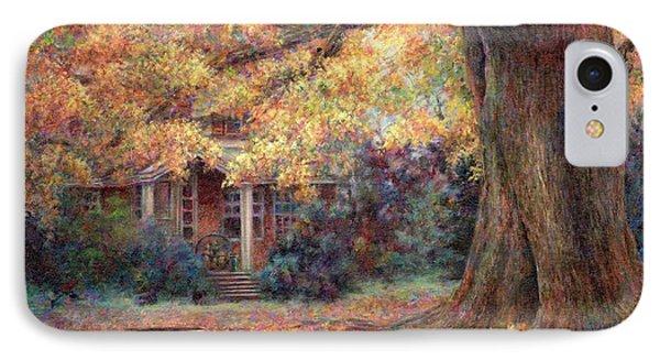 Golden Autumn Phone Case by Susan Savad