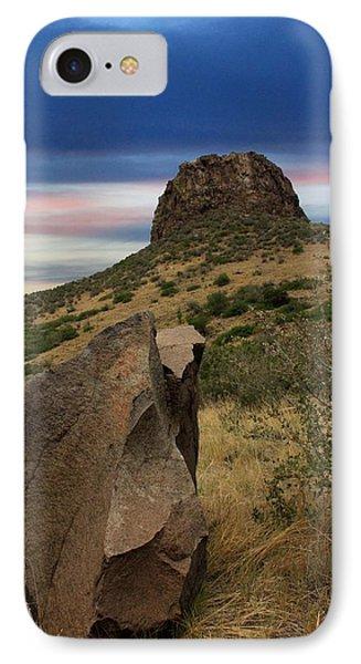 Golden Colorado Sunset  Phone Case by AR Annahita