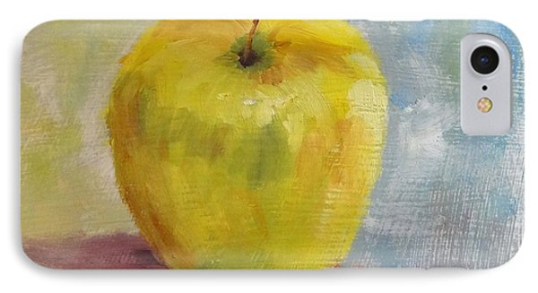 Golden Delicious IPhone Case by Carol Berning