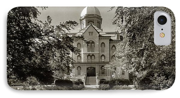 Golden Dome At Notre Dame University IPhone Case