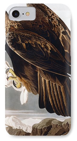 Golden Eagle IPhone Case by John James Audubon