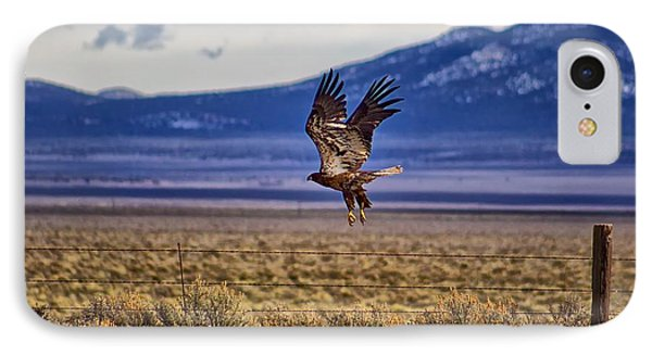 IPhone Case featuring the photograph Golden Eagle by Michael Rogers