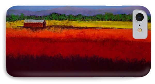 Golden Field Phone Case by David Patterson