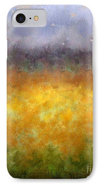 Golden Fields IPhone Case by Darla Wood