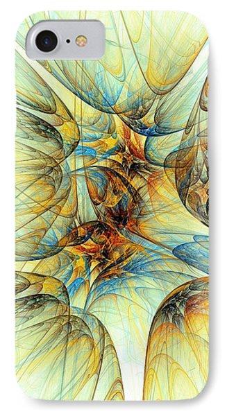 Golden Fleece IPhone Case by Anastasiya Malakhova