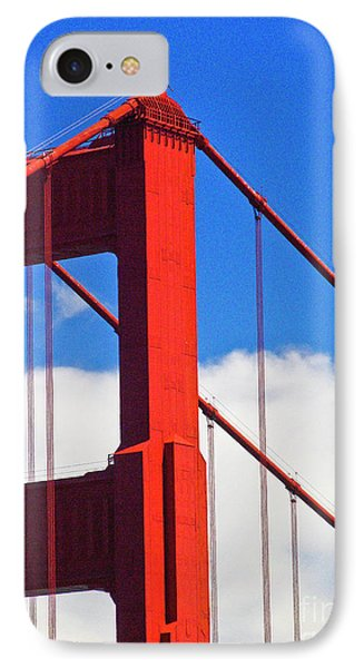Golden Gate Bridge 2 IPhone Case