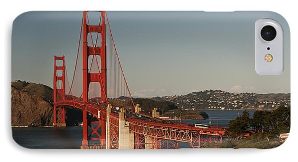IPhone Case featuring the photograph Golden Gate Bridge 2 by Lee Kirchhevel