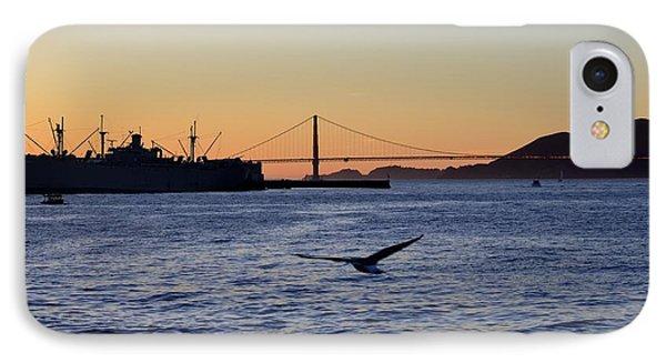 Golden Gate Bridge IPhone Case by Alex King