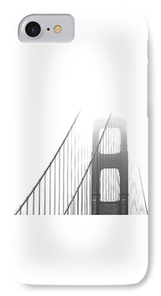 Golden Gate Bridge Phone Case by Ben and Raisa Gertsberg