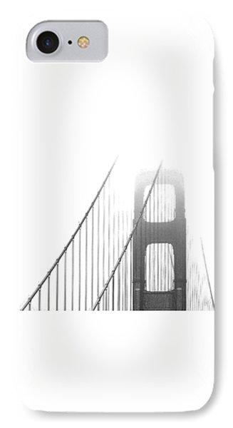 Golden Gate Bridge IPhone Case by Ben and Raisa Gertsberg