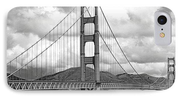 Golden Gate Bridge IPhone Case by Underwood Archives