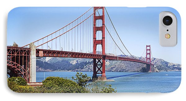 Golden Gate Bridge Phone Case by Kelley King